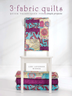 3-Fabric Quilts