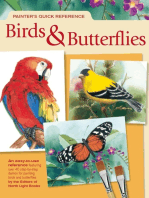 Painter's Quick Reference Birds & Butterflies