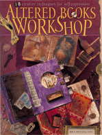 Altered Books Workshop