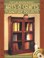 Popular Woodworking's Arts & Crafts Furniture