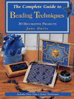 The Complete Guide to Beading Techniques