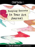 Keeping Secrets in Your Art Journal