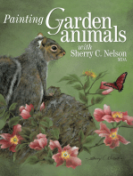 Painting Garden Animals with Sherry C. Nelson, MDA