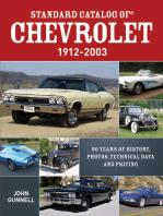 Standard Catalog of Chevrolet, 1912-2003