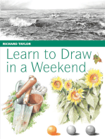 Learn to Draw in a Weekend