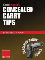 Gun Digest's Concealed Carry Tips eShort