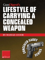 Gun Digest's Lifestyle of Carrying a Concealed Weapon eShort