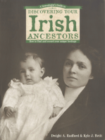 A Genealogist's Guide to Discovering Your Irish Ancestors