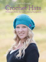Quick & Simple Crochet Hats