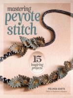 Mastering Peyote Stitch