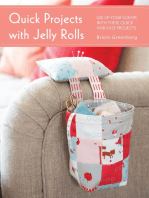 Quick Projects with Jelly Rolls