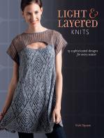 Light and Layered Knits
