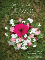 Pretty Pail Flower Arrangement