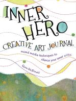Inner Hero Creative Art Journal