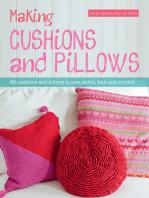 Making Cushions and Pillows