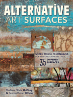 Alternative Art Surfaces
