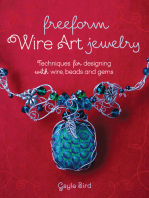 Freeform Wire Art Jewelry