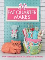 50 Fat Quarter Makes