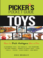 Picker's Pocket Guide - Toys: How to Pick Antiques Like a Pro