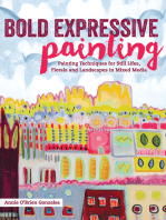 Bold Expressive Painting