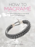 How to Macrame