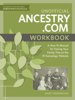 Unofficial Ancestry.com Workbook