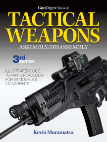 Gun Digest Book of Tactical Weapons Assembly/Disassembly, 3rd Ed.