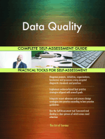 Data Quality Complete Self-Assessment Guide