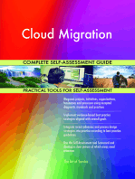 Cloud Migration Complete Self-Assessment Guide