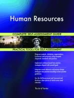 Human Resources Complete Self-Assessment Guide