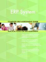 ERP System Complete Self-Assessment Guide