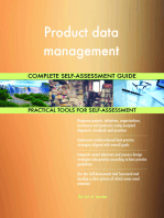 Product data management Complete Self-Assessment Guide