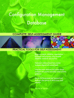 Configuration Management Database Complete Self-Assessment Guide