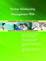 Partner Relationship Management PRM Complete Self-Assessment Guide