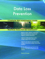 Data Loss Prevention Complete Self-Assessment Guide