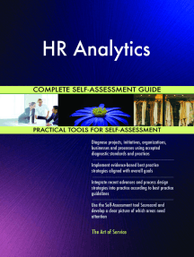 HR Analytics Complete Self-Assessment Guide