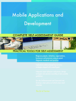 Mobile Applications and Development Complete Self-Assessment Guide