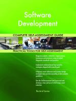 Software Development Complete Self-Assessment Guide
