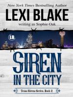 Siren in the City, Texas Sirens, Book 2