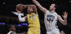 Another Rough Outing for Lakers, Who Fall 108-94 to the Hornets