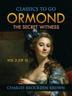 Ormond; Or, The Secret Witness. Volume 2 (of 3)
