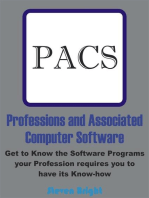 Professions and Associated Computer Software