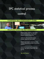 SPC statistical process control Complete Self-Assessment Guide