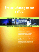 Project Management Office Complete Self-Assessment Guide