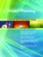 Project Planning Complete Self-Assessment Guide