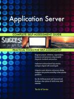 Application Server Complete Self-Assessment Guide