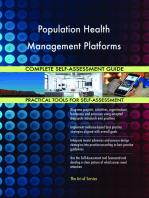 Population Health Management Platforms Complete Self-Assessment Guide