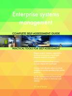 Enterprise systems management Complete Self-Assessment Guide
