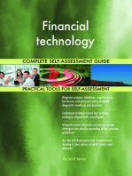 Financial technology Complete Self-Assessment Guide