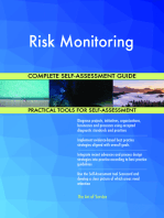 Risk Monitoring Complete Self-Assessment Guide